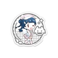 『ラブライブ!サンシャイン!!』アクリルステッカー〜9 angels☆〜 津島善子