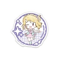 『ラブライブ!サンシャイン!!』アクリルステッカー〜9 angels☆〜 小原鞠莉