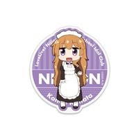 『にじよん〜ラブライブ!虹ヶ咲学園スクールアイドル同好会 よんこま〜』アクリルステッカー 近江彼方