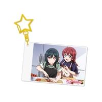 『ラブライブ!虹ヶ咲学園スクールアイドル同好会』アクリルキーホルダー エマ&栞子[2]