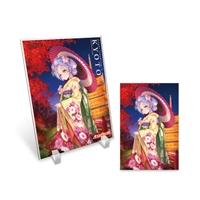 『Angel Beats!』旅する天使ちゃんアクリルスタンド&ポストカードセット[3]〜京都府を旅する天使ちゃん〜