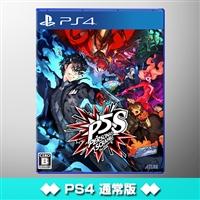 【2次予約】PS4版『ペルソナ5 スクランブル ザ ファントム ストライカーズ』電撃スペシャルパック