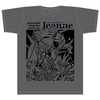 『ブレイブソード×ブレイズソウル』本当は2019冬限定だったTシャツ 霊獣姫ジャンヌ L